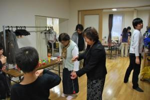 小樽聖十字教会 キッズアワー むかしの遊び