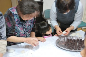 2012 もちつき 小樽聖十字教会