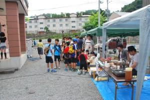 2012小樽聖十字まつり